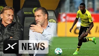 BVB hält an Ousmane-Dembele-Suspendierung fest | Borussia Dortmund | Bundesliga