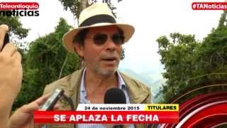 Titulares de Teleantioquia Noticias - martes 24 de noviembre de 2015