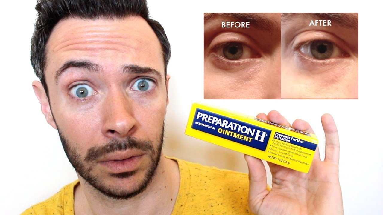 new cream to remove bags under eyes