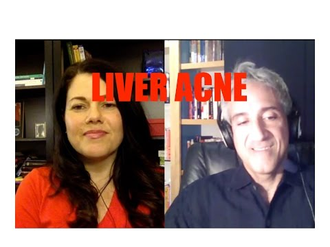 Acne And The Liver