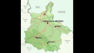 Les 100 lieux qu'il faut voir - Les Ardennes, de Charleville Mézières au massif Ardennais