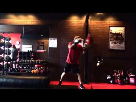 9 Round Fitness Kickboxing Circuit Methodologies 08-09-16