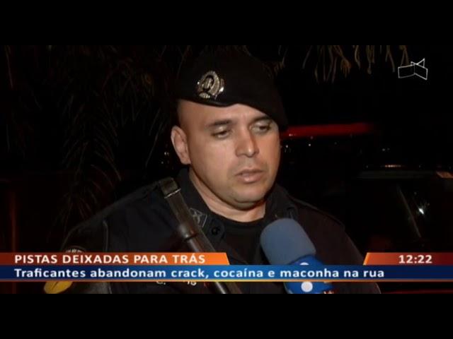 """DF ALERTA - Menores no tráfico: """"só fumo maconha, eu não uso drogas"""""""