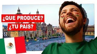 1 | ¿QUÉ PRODUCE TU PAÍS? MEXICO