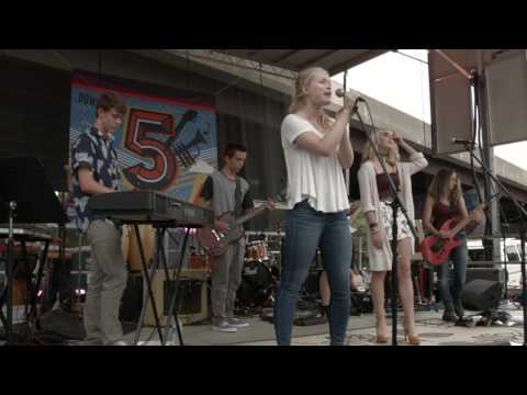 Downtown After 5 2016 - Asheville Music School - Minor