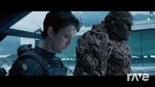 Trailer Teller, Jamie Bell Superhero Movie Hd - Fantastic Four & The Fantastic Four | RaveDJ