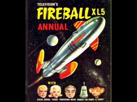 Barry Gray - Fireball XL5