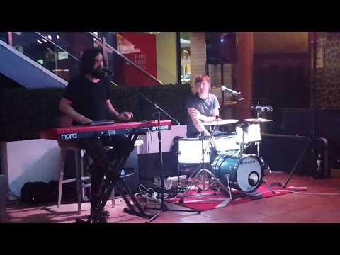 Greg Agar Duo - Friday Night Live in Sydney - Gold