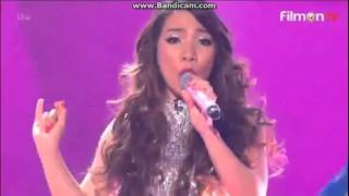 4th Impact sings Work It Out on X Factor UK 2015 Live Week 3 (Full)