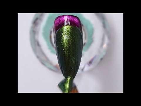 9D Cat Eye Design Tutorial thumbnail