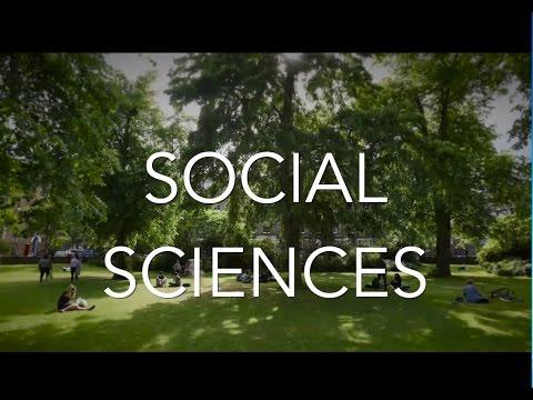 Postgraduate Social Sciences at Oxford