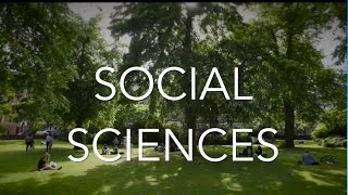 Postgraduate Social Sciences at Oxford