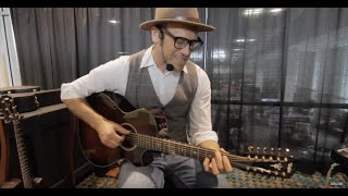 Andy Powers Demos a V-Braced 12 String Taylor & More at Summer NAMM 2019 | Acoustic Guitar Magazine