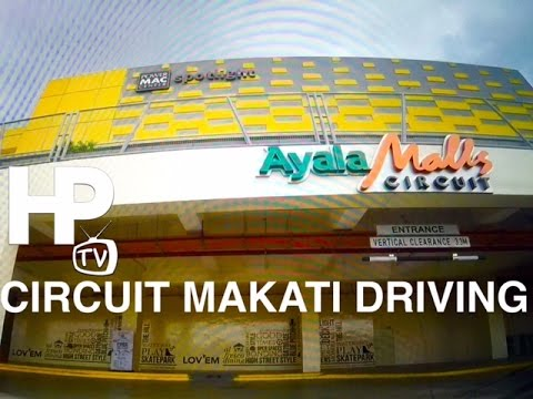 Circuit Makati Driving Directions by HourPhilippines.com