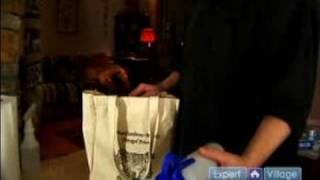 How to Train Puppies : Packing a Puppy Travel Bag