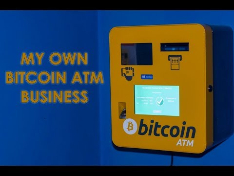 Starting My Bitcoin ATM Business Part 2