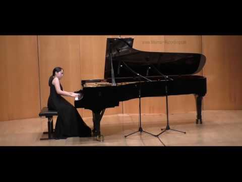 Uikyung Jung at University of Music Franz Liszt Weimar