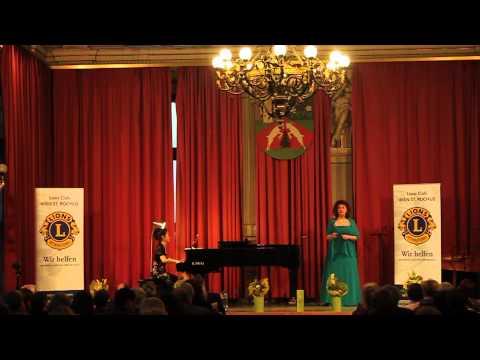 Regina Renzowa Jürgens - Spring Concerts 2014