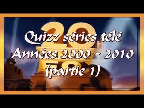 Blind test série télé - Les années 2000 et 2010 - 20 extraits (1ere partie)