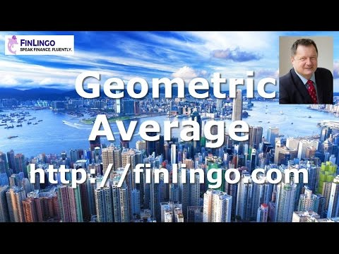 Geometric Average