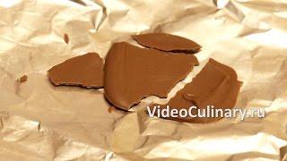 Темперирование шоколада   рецепт Бабушки Эммы