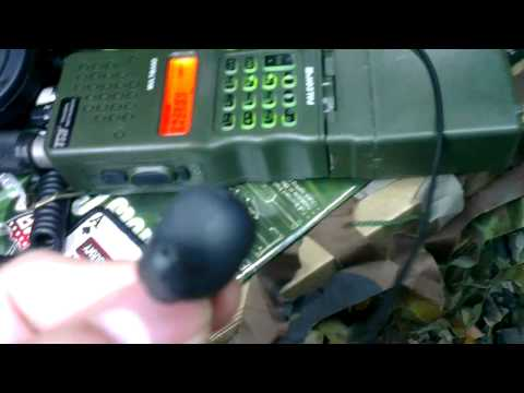 EMERSON 2013 Communication System Headset or Military PTT