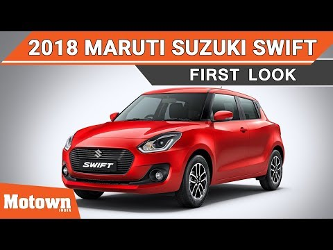 All-new Maruti Suzuki Swift First Look