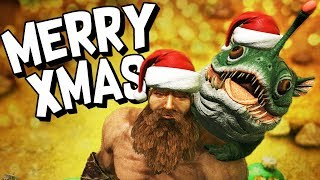 ARK Survival Evolved Ep #6 - MERRY XMAS (Aberration DLC)