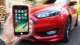 iPhone VS Voiture : CarPlay !