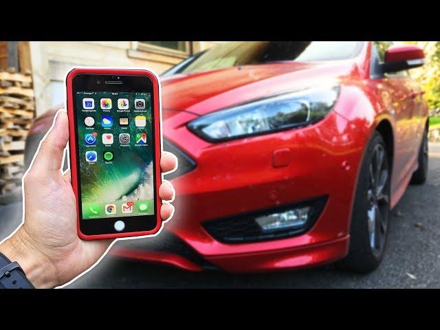 iPhone VS Voiture : CarPlay !