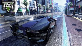GTA 5 REDUX Ultra Realistic Graphics | ENB Showcase