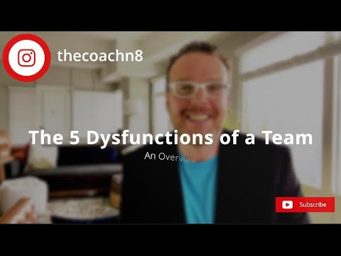 the-five-dysfunctions-of-a-team-by-patrick-lencioni---overview