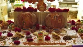 Dias de Los Muertos, Panteon General, OAXACA, Mexico