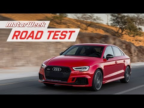 2019 Audi RS3 | Road Test