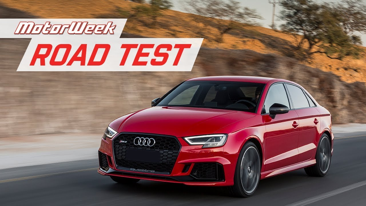 2019 Audi RS3 | Road Test - YouTube