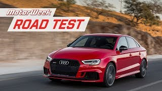 2019 Audi RS3 | Road Test