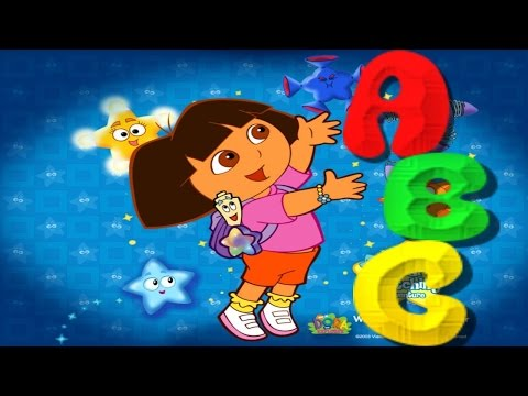 Dora the Explorer   Learn Alphabet With Dora 2013 Watch Gameplay
