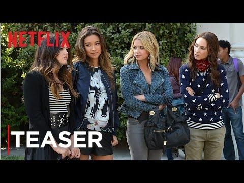 Pretty Little Liars | Teaser [UK & Ireland] | Netflix