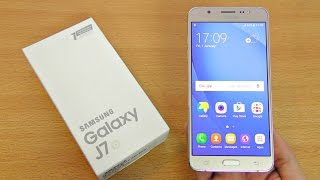 Samsung Galaxy J7 (2016) Unboxing, Setup & First Look! (4K)