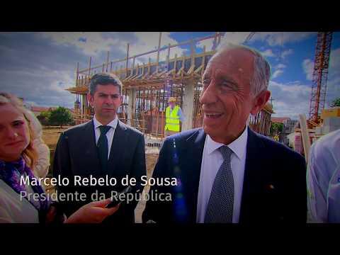 Presidente da República visita Farmácia da Lajeosa