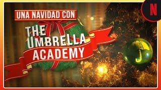 Celebra la navidad con los hermanos Hargreeves   The Umbrella Academy