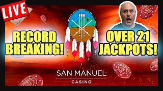 🔴 Live Big Booms from San Manuel Casino💣 | The Big Jackpot