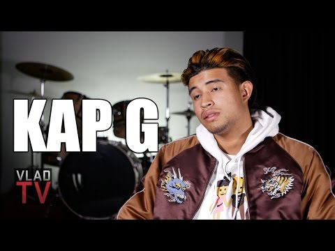 Kap G On Being Attacked Over His Race, Not Being