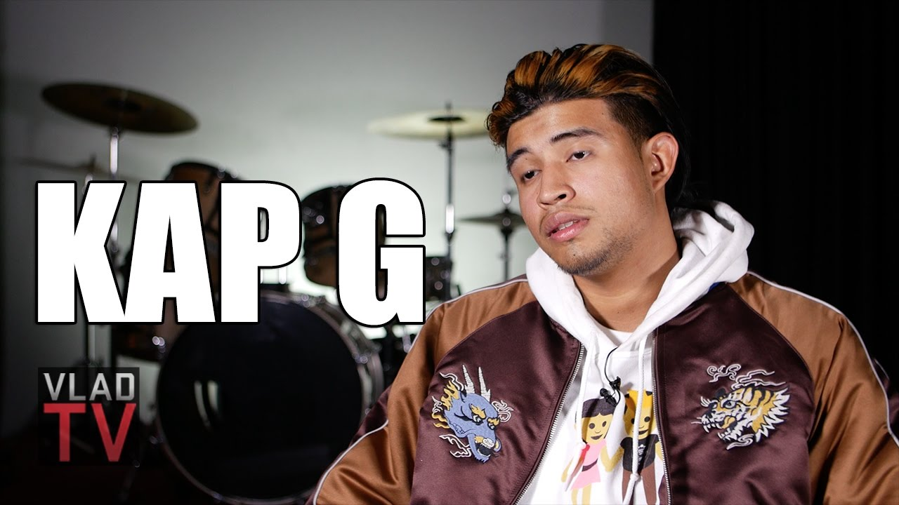 "Kap G Speaks on Being Attacked Over His Race, Not Being ""Mexican"" Enough"