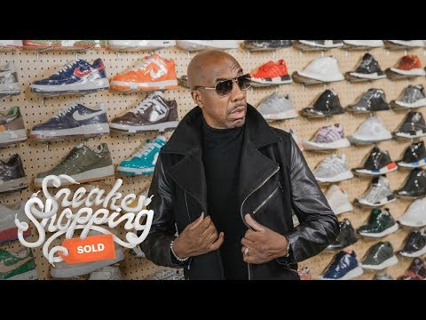 premium selection a48cf 4ab36 Scott Disick Talks Kanye & adidas, Spends $15K Sneaker Shopping