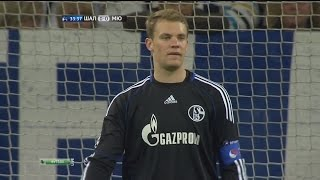 Manuel Neuer vs Manchester United (Home) UCL 2010-2011 HD 720p