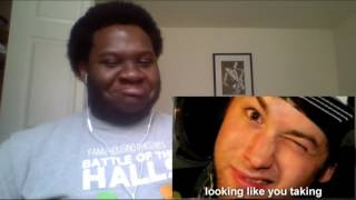 This Guy Has No Dignity!! - THE RACIST REPLIES! (Reaction)