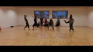 Dia de la Dansa 2020 - Aula de Dansa de la Universitat d´Alacant dir. Carlos Peñalver
