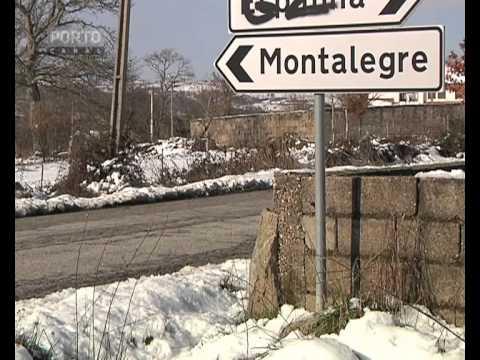 MONTALEGRE - Neve (Reportagem PORTO CANAL)