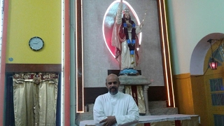 Last Tamil Homily at Christ the King Church, Bangalore